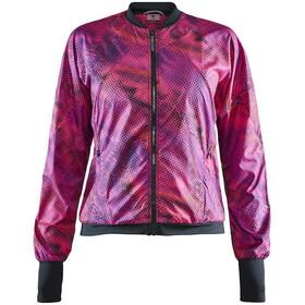 Craft Charge Jacket Women fame/multi